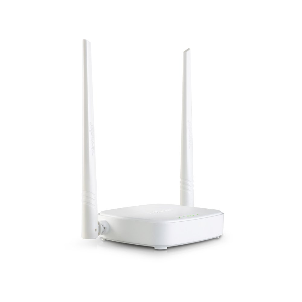 Tenda N301 Wireless N300 Easy Setup Router (White)