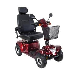 Odyssey LX 4 Wheel Full Size Heavy Duty Scooter