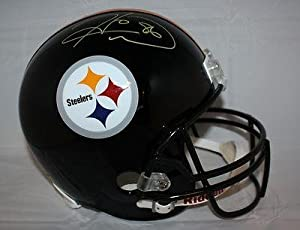 Hines Ward Autographed F S Pittsburgh Steelers Helmet- Auth - JSA Certified -... by Sports Memorabilia