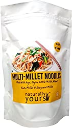 Naturally Yours Multi-Millet Noodles (Pack of 3 x 180g)