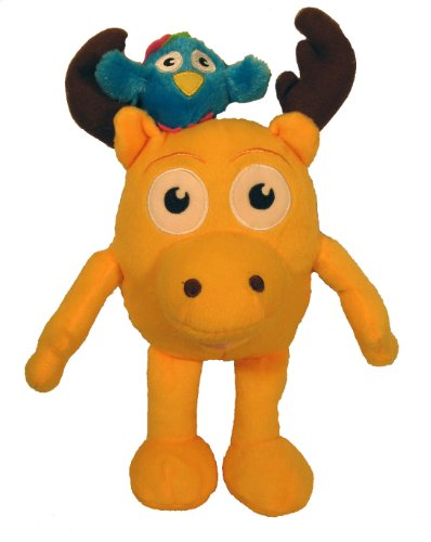 Moose and Zee Plush