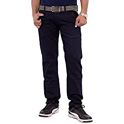 URBAN FAITH Narrow Bottom Jeans in Black