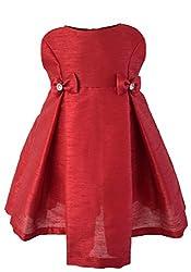 Faye Crimson Red Occasion Dress 2-3Years