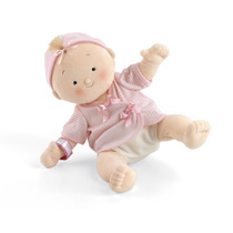 Rosy Cheeks Baby/Blond Girl