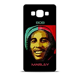 ezyPRNT Bob Colorful Smile Printed back Cover for Samsung Galaxy A7