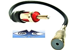 See Stereo ANTENNA Harness VW Passat Single DIN 01 02 2002 AFTERMARKET STEREO / RADIO ANTENNA ADAPTOR - PLUGS INTO AFTERMARKET STEREOS AND CONNECTS INTO FACTORY ANTENNA Details