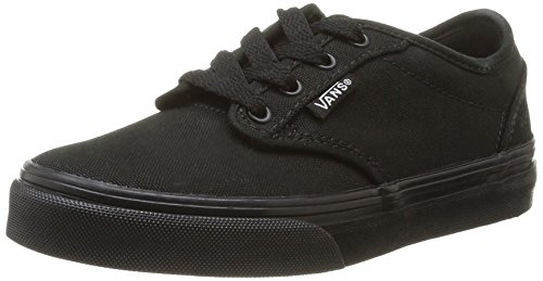 vans-atwood-unisex-kids-low-top-sneakers-black-13-uk-child