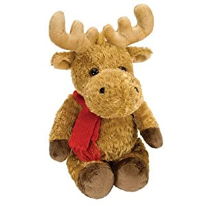 "Wild Republic WW Moose Baby 8"" Plush"