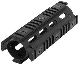 NcStar AR15 Carbine Length Quadrail Handguard (MAR4S)