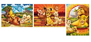 Clementoni - 22519.4 - Puzzle - Le Roi Lion