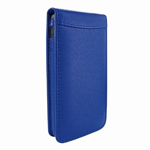 Special Sale Apple iPhone 5 / 5S Piel Frama Blue Magnetic Leather Cover