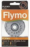 Flymo FLY061 Bobine et fil pour coupe-bordures Automatique Double fil 2 mm (Import Grande Bretagne)