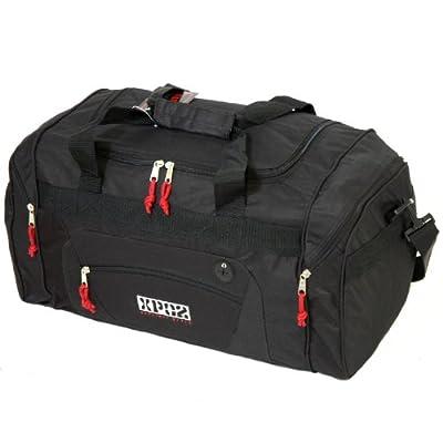 Karabar XP02 Ultra Lightweight 40 Litres Cargo Gym Bag (Black)