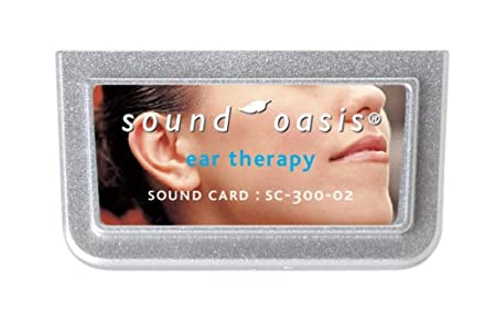 Sound Oasis S-650-01 Sleep Sound Therapy System Card