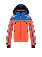 Hyra Chaqueta de Esquí Buffalo Junior (Naranja / Azul)
