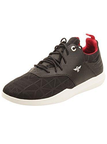 Creative Recreation Deross Sneakers in Black/White/Mayan Mesh 9.5 M US