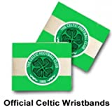 Celtic FC Crest Wristbands