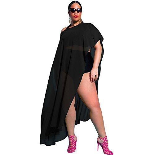 meinice-draped-plus-size-cover-up-black-taglia-unica