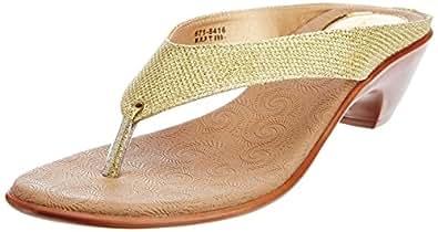 Elegant Bata Red Colour Women Sandal Price In India- Buy Bata Red Colour Women Sandal Online At Snapdeal