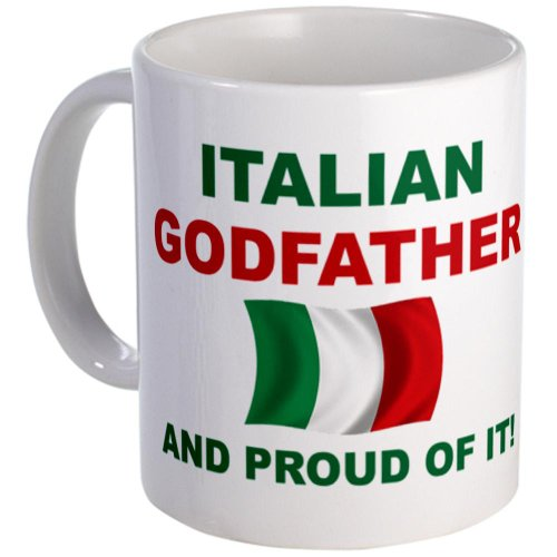 Proud Italian Godfather Mug Mug By Cafepress