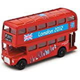 Corgi TY82319 London 2012 Great British Classics Routemaster 1:64 Scale Die Cast Vehicle