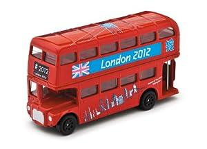 Corgi TY82319 London 2012 Great British Classics Routemaster 1:64 Scale Die Cast Vehicle
