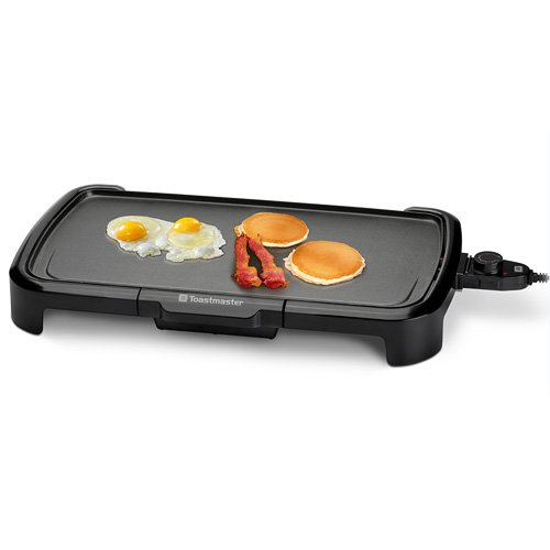 """10"""" x 20"""" Electric Griddle"""