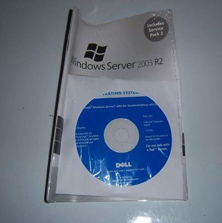 Dell Windows Server 2003 R2 1-4 CPU