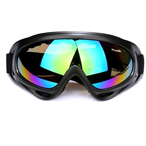 Ski Goggles For Snowmobile Snowboarding, Safety, Skate, Skiing Gears, Cycling And 2017 Other Motor Sports- Superior Protective Snow Glasses With UV Protection- 100% Eyesight, Anti-Fog & Scratch-Proof (Lobster Gear compare prices)