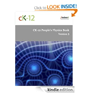 Logo for CK-12 People's Physics Book, Version 3