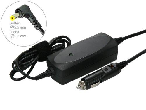 Luxburg® 65W KFZ Auto Notebook Netzteil Ladegerät DC Adapter für Asus A46CA-WX038H A46CA-WX048H A55A-AH31 A55A-AH51 A55VD-AH71 A8E A8H A8HE A8LE A8SC-A1