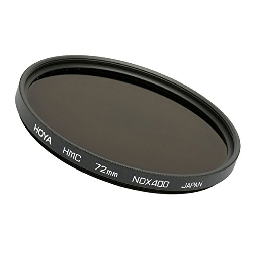 Hoya 62mm Neutral Density ND-400 X, 9 Stop Multi-Coated Glass Filter (Nd Filter 62mm compare prices)