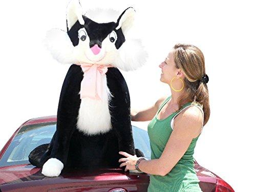Giant Stuffed Cat