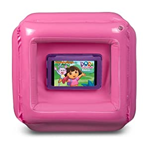 Dora the Explorer Inflatable Play Cube for Kindle Fire