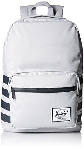 Herschel Supply Co. Pop Quiz Offset Backpack, Lunar Rock Offset, One Size