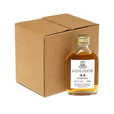 Glenglassaugh 44 year old Single Malt Scotch Whisky 5cl Miniature - 12 Pack by Glenglassaugh