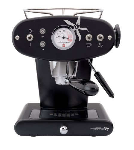 Francis Francis for Illy 216557 X1 iperEspresso Machine, Black (19 Bar Pump Espresso compare prices)
