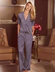 Rosie for Autograph Luxurious Satin Revere Pyjamas