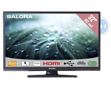 "Salora Salora 32LED9105CD 32"" HD-ready Noir écran LED"