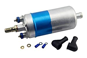 Precise 402-P8177 Electric Fuel Pump For Select Mercedes Benz Vehicles