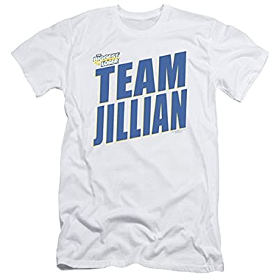 The Biggest Loser Team Jillian Slim Fit T-Shirt