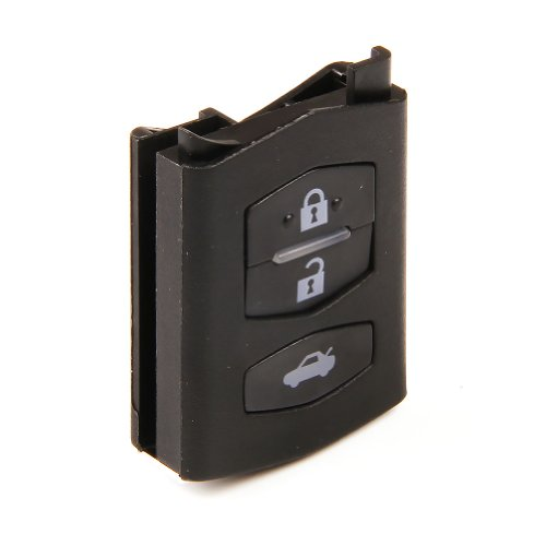 TOFNK Key Shell Part for MAZDA 2 3 5 6 RX8 MX5 Flip Remote Case Fob Replacement 3BN (Mazda 2 Parts compare prices)