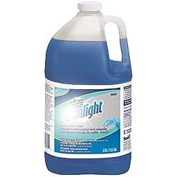 Sunlight Liquid Dish Detergent (Fresh Scent, 1-Gallon, 4-Pack)