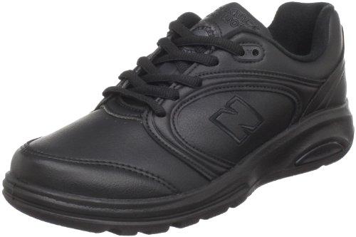 New Balance Women's WW812 Walking Shoe,Black,8.5 D