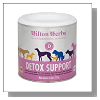 Hilton Herbs 1 Piece Detox Support Supplement, 4.4 oz