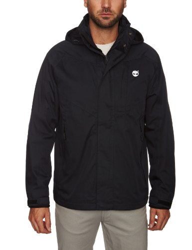 Timberland Benton 3 In 1 Men's Jacket Dark Navy Small
