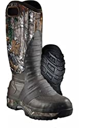 Itasca Mens Swampdog 800g Realtree 800g Thinsulate Boots