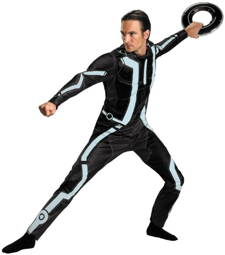 Disguise Inc - Tron Legacy - Deluxe Adult Costume