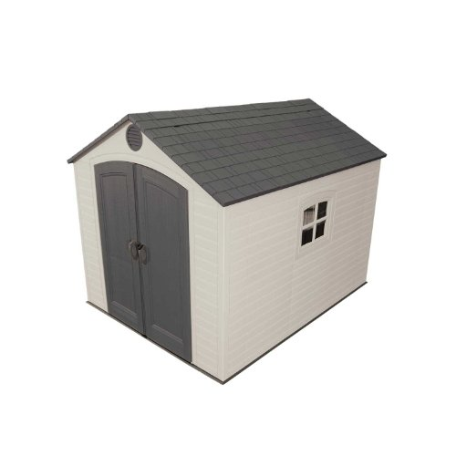 Lifetime 6405 Outdoor Storage Shed For Outdoor Toy Storage