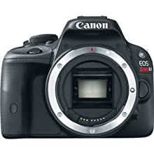 Canon EOS Rebel SL1 18.0 MP Digital SLR Camera Body Only